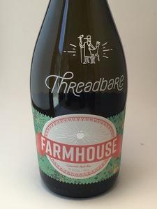 **LOCAL** Threadbare - Farmhouse Cider (25.4oz Bottle)